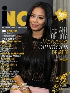 InClub Magazine – Volume 1 – Cover