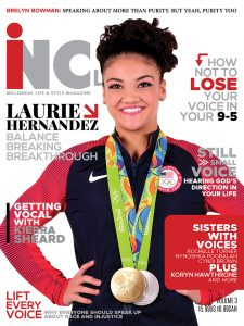 InClub Magazine – Volume 3 – Cover
