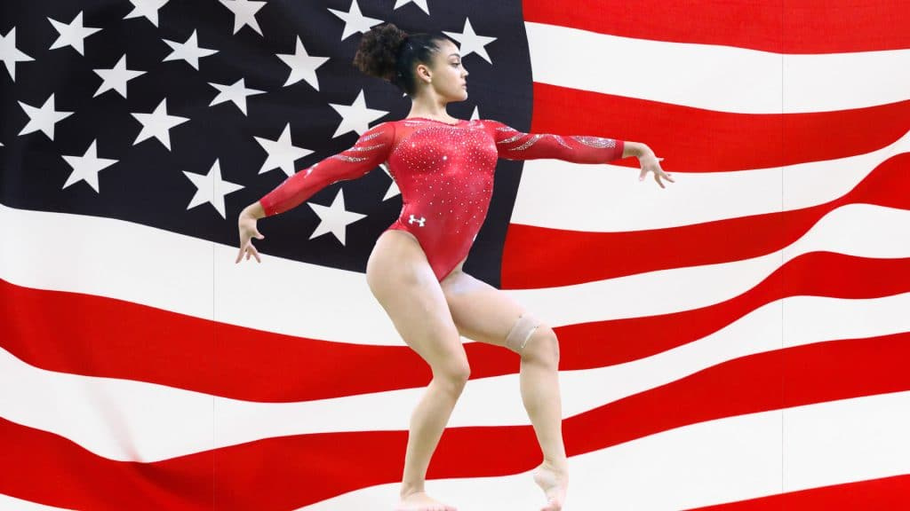 Laurie Hernandez In InClub Magazine Volume 3