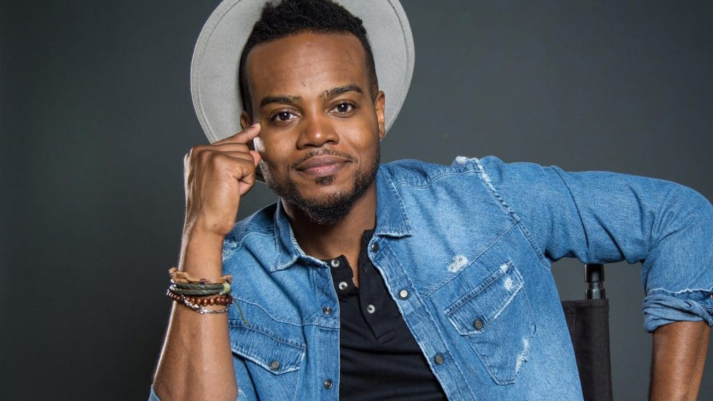 Travis Greene In InClub Magazine Volume 2