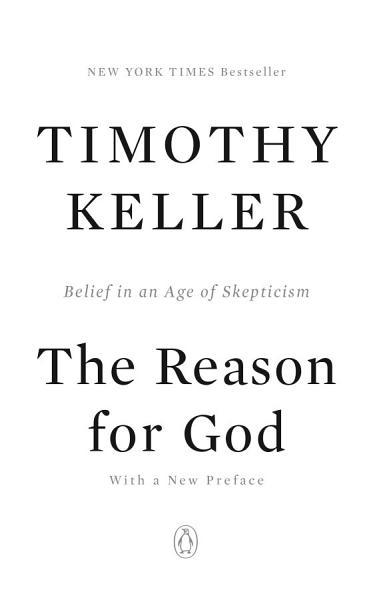 timothy keller-the reason for God-inclub magazine