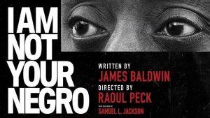 I am not your negro-Netflix
