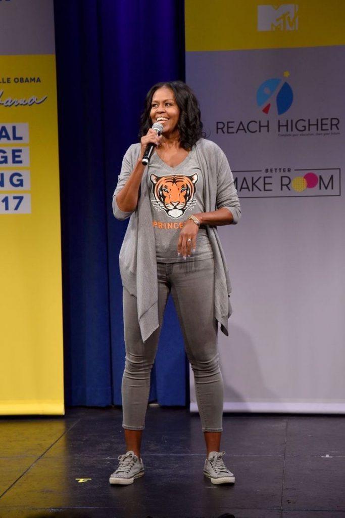 Michelle-Obama-Let's Move!