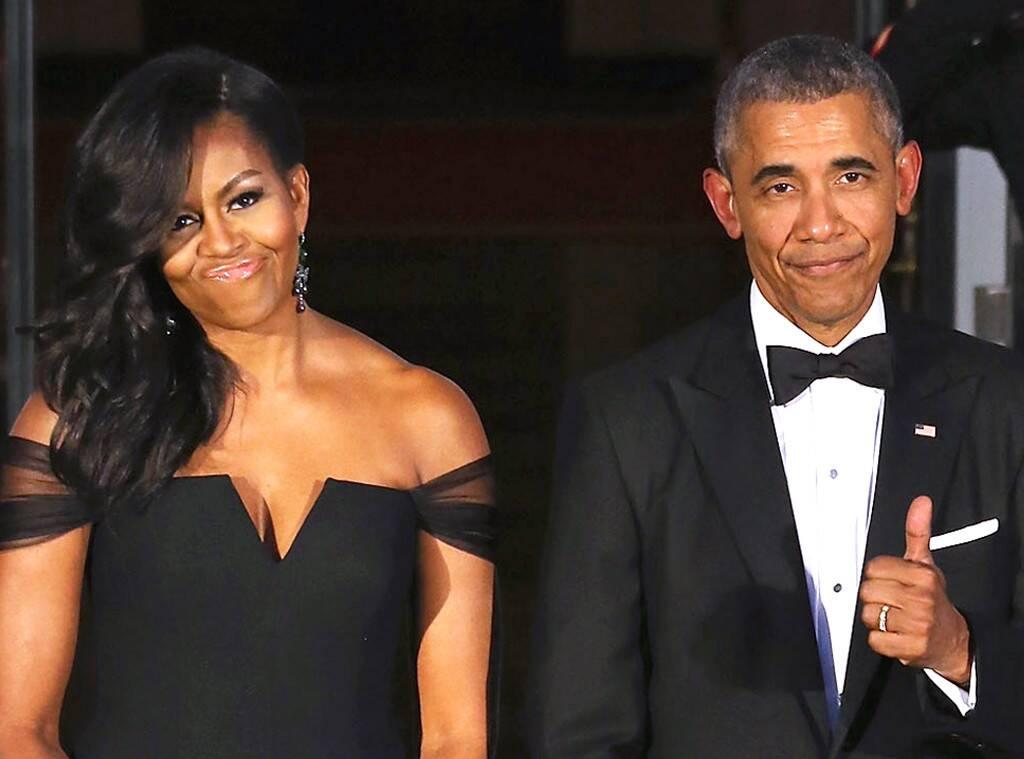 President Obama-Michelle obama