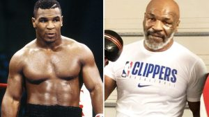 tyson before