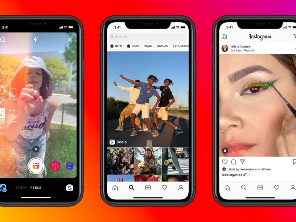 Facebook Launches Instagram Reel as Tik Tok Counts Last Days