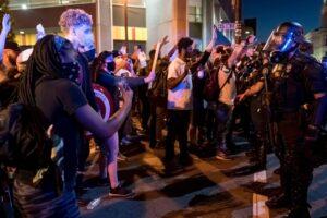Protesting Breonna