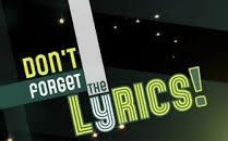 Dont forget lyrics