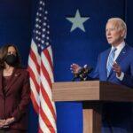 Joe Biden and Kamala Harris Photo