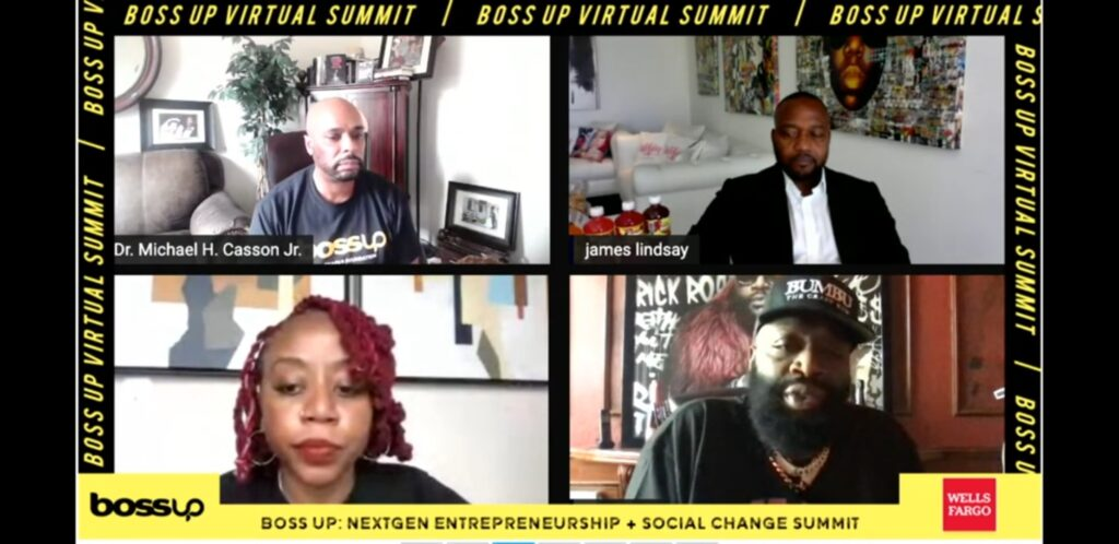 Boss Up's entrepreneurship