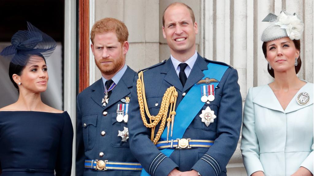 Prince Williams-Kate Middleton-Meghan Markle-Prince Harry