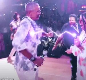Barack Obama celebrates 60th birthday