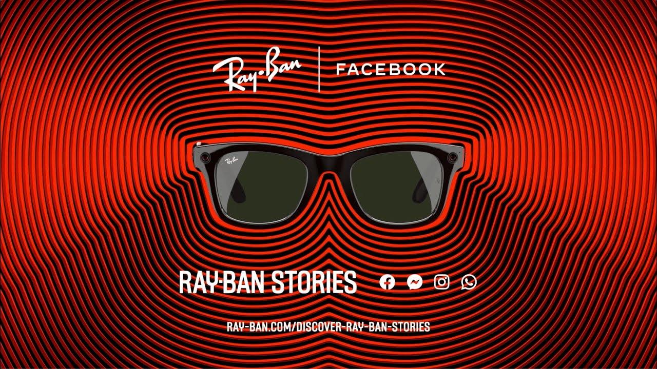 Ray-Ban Stories via Youtube