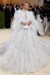 The 2021 Met Gala Celebrating In America: A Lexicon Of Fashion – Arrivals